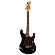 Guitarra T-735 E/tt Preta Escudo Tortoise - Tagima