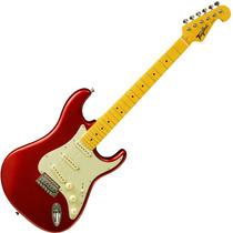 Guitarra Stratocaster Tagima Woodstock Tg530 Vermelha