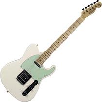 Guitarra Telecaster Tagima T405 Hand Made In Brasil Branca