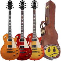Guitarra Tagima Les Paul Tlp Flamed + Hard Case Top Kadu Som