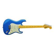 Guitarra Tagima Tg530 Strato Woodstock Laked Blue - Gt0100