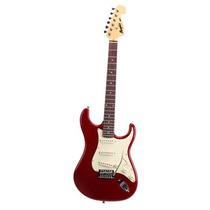 Guitarra Tagima Memphis New Mg32 Strato - Vermelho Metálico