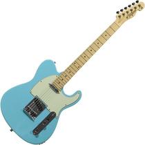 Guitarra Telecaster Tagima T405 Hand Made In Brazil Azul