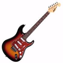 Guitarra Tagima Memphis New Mg32 Strato - Sunburst