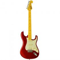 Guitarra Tagima Woodstock Tg-530 Mr Vermelha Strat- Refinado