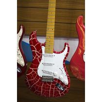 Guitarra Tagima Stratocaster Handmade Brazil T735 Craquelada