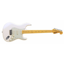 Guitarra Tagima Tg 530 Woodstock Stratocaster Branco Vintage