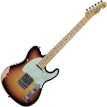Guitarra Telecaster Tagima Hand Made T405 Antique Sunburst