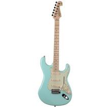 Guitarra Tagima T635 Brasil Strato - Verde Pastel