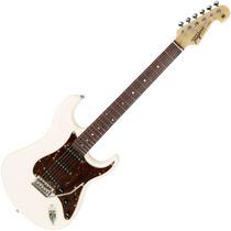 Guitarra Stratocaster Tagima T635 Hand Made In Brasil Branca
