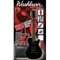 Guitarra Washburn Win14 (kit Completo)