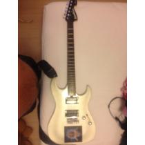 Guitarra Washburn X-series - Zerada!!! Com Pouco Uso!
