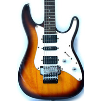 Guitarra Washburn Wg 330 Usa Design - Ponte Floyd Rose