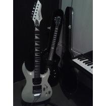 Guitarra Washburn Cs780, C/ Dimarzio Evolution, Blindada