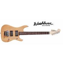 Guitarra N2nm Nuno Bettencourt Washburn Basswood Eletrica