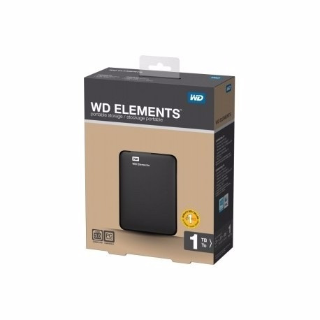 Hd Esterno Wd 1tb Usb 3 0 Elements R 360 00 No Mercadolivre
