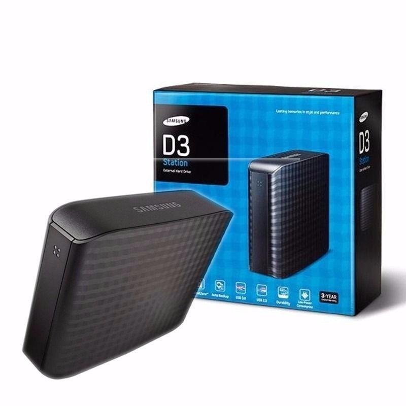 Hd Externo Samsung 4 Tera 4tb Usb 3 0 Usb 2 0 R 659