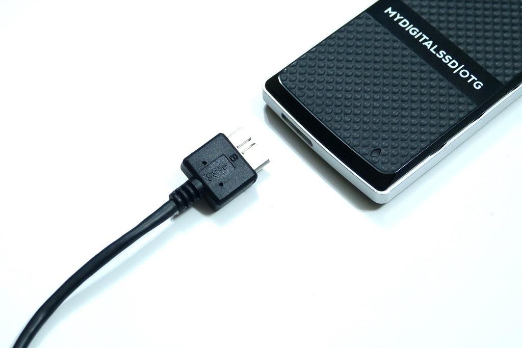 Hd Externo Ssd 256gb Otg Pocket My Digital Ssd 460