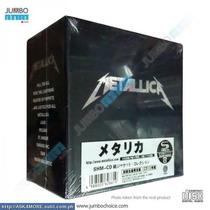Metallica Box Set- Discografia Completa Em Shm(frete Grátis)