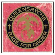 Cd Queensryche Rage For Order (bonus/remaster) [eua] Lacrado