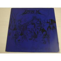 Lp Bsbh-extreme Convictions 92 C/encarte Zero P/colecionador