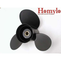 Helice Motor De Popa Mercury 60/125 Passo 13.1/4 X 17