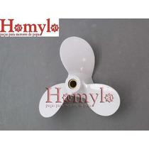 Helice Motor De Popa Yamaha/mariner 15/25 Hp Pino