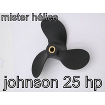9.2 X 12-e Hélice Motor Popa Johnson 25 Hp Orig. Sorabo