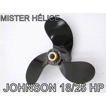 9.1/4 X 11p Hélice Motor Popa Johnson 18/25 Hp Orig.sorabo
