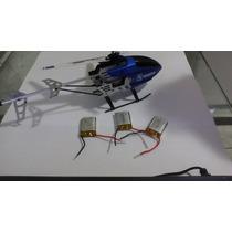 Bateria De Helicoptero Phanton Carga Rapida,pronta Entrega