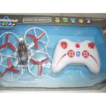Quadricóptero Drone H-drone C-7 4 Canais 2,4ghz H-18 Candide