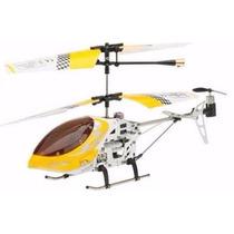 Mini Helicóptero Controle Remoto Trex Frete Grátis