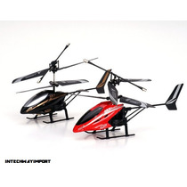 Helicôptero Skil 2 Canais Com Controle Rc