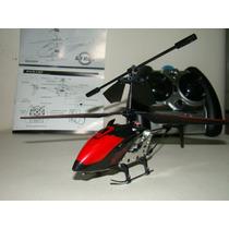 Helicoptero Eletrico De Controle Remoto 3 Canais