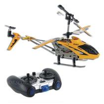 Helicoptero Syma S107 Com Gyro 3 Canais