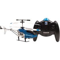Helicóptero Phantom Rádio Controle 3 Canais H18 Azul Candide