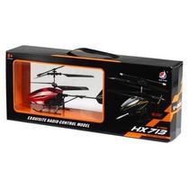 Helicóptero Com Controle Hx713 Vmax 03 Canais Pronta Entrega
