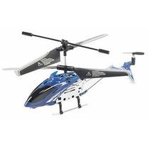 Helicóptero 3,5 Canais Com Controle Remoto Azul