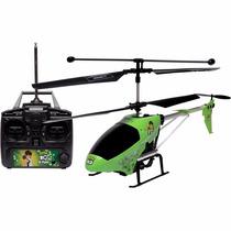 Helicóptero B-flyer Ben 10 C/rádio Controle 3 Canais-candide