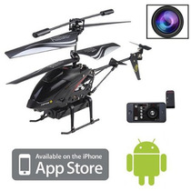 Helicóptero S215 Iphone, Android Com Câmera Gyro 3.5ch