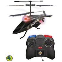 Helicoptero Com Controle Remoto 3 Canais Multi Função