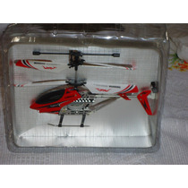 Mini Helicoptero Com Rc
