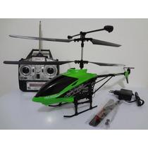 Helicóptero Rádio Controle Metal Series Rfd007