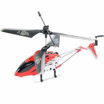 Mini Helicóptero 3,5 Canais Com Controle Remoto
