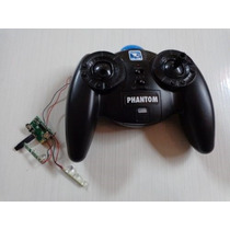 Kit Controle E Receptor Do Helicóptero Phantom H18 Candide