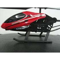 Helicóptero Rc Controle Remoto - Pronta Entrega