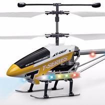 Helicóptero T-05 Mjx T05 Rc3ch Rc Sensores Lcd Pro Promoção