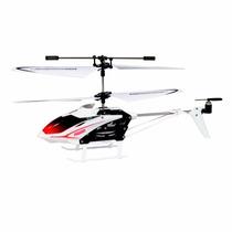 Helicóptero De Controle Remoto Pegasus 3 Canais ( Branco)