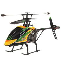 Helicóptero V912 4ch Wltoys Rádio 2.4ghz Gyro Rc