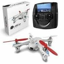 Mini Drone Hubsan X4 H107d C/ Câmera Fpv Ñ V911 P/ Entrega